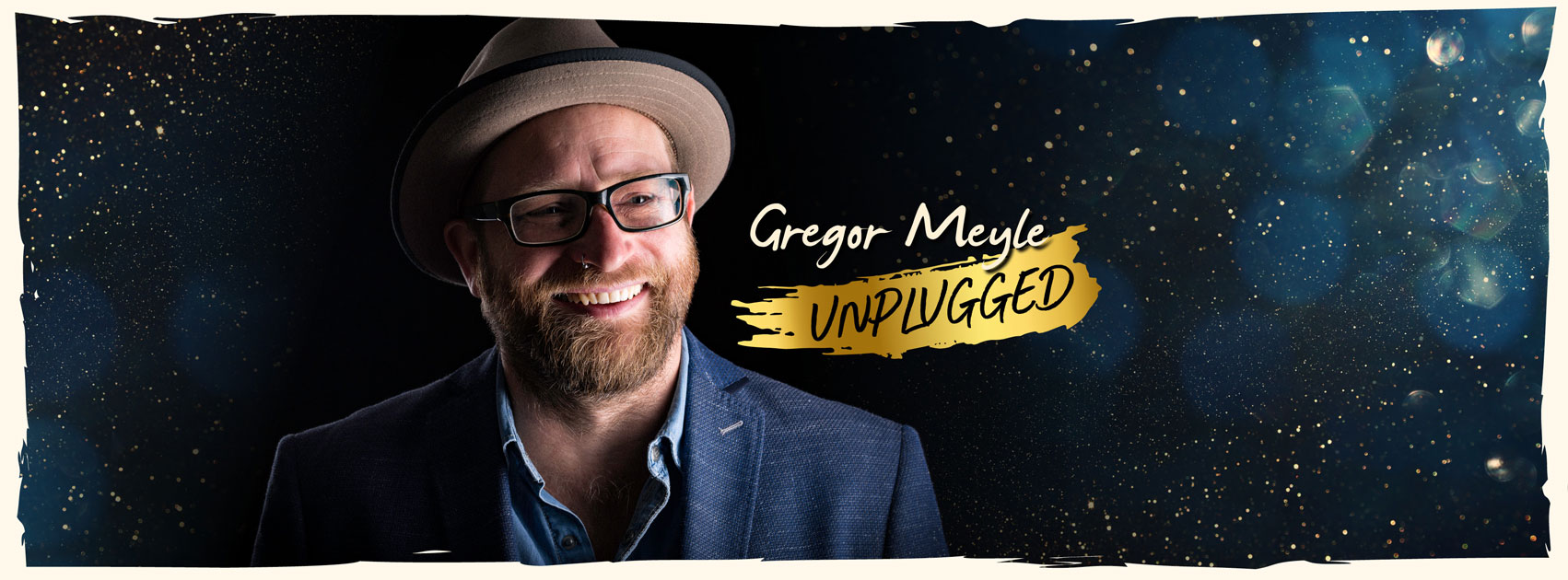 Gregor Meyle Unplugged Tour 2020